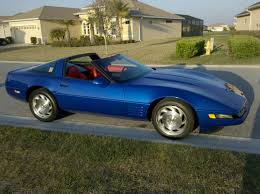1994 chevy corvette 1994 chevrolet corvette coupe