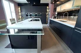 cuisine moderne avec ilot central photo cuisine equipee moderne cuisine acquipace moderne avec ilot