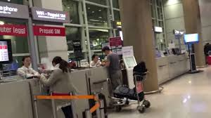 places to buy a prepaid data sim card at incheon airport when