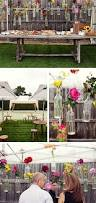 Home Decor Parties Flowers In Hanging Glass Bottles In Crafts For Decorating And Home