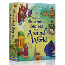 Stories From Around The World Illustrated Stories From Around The World E O Montessori