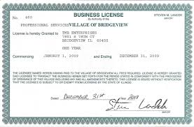 applying for business licenses business form