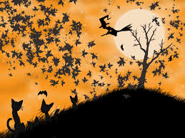 October Decorations Halloween Decorations Wp By Jenzee On Deviantart