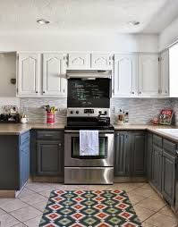 kitchen painting ideas with grey and white gray towelsgrey