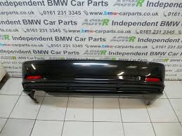 bmw car parts uk bmw e46 3 series coupe convertible rear bumper 51127893069