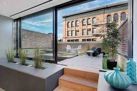 Duplex Plans That Look Like Single Family Modern Duplex In Tribeca New York Caandesign Architecture And