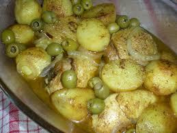 simplement cuisine poulet aux olives simplement cuisine