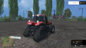 case magnum 380 cvx tractor mod fs15 mods