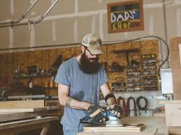Texas Craftsman Takes Us Inside His Inspirational Austin Workshop - Custom furniture austin