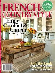country french decorating magazine subscription best decoration