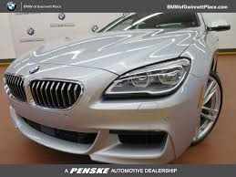 used bmw 650i coupe 2016 used bmw 6 series 640i gran coupe rwd at bmw of gwinnett