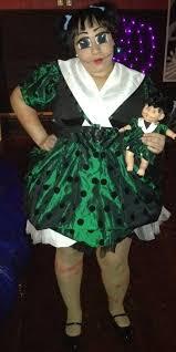 creepy doll costume creepy doll threads