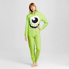 monsters inc mike halloween costumes monster u0027s inc costume pajamas from target inside the magic