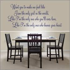 dining room wall decals 50 beautiful living room quotes sayings living room design ideas