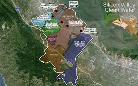 Silicon Valley Map Silicon Valley Clean Water Home