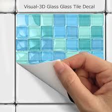 badezimmer fliesenaufkleber küche bad fliesen aufkleber vinyl aufkleber mosaik ms006