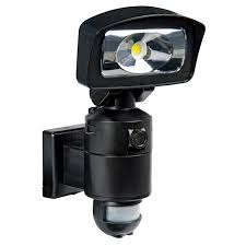 Led Security Lights Led Security Light With Hd Camera Nightwatcher