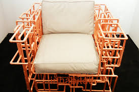 pipe design brc designs american pipe chair and table are made from a