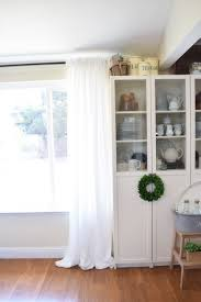 all about our family room and dining room curtains ikea vivan