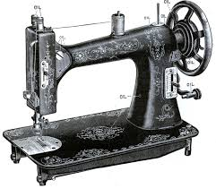 printed a g mason florence family rotary sewing machine manual