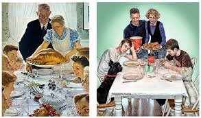 rockwell s thanksgiving parodies