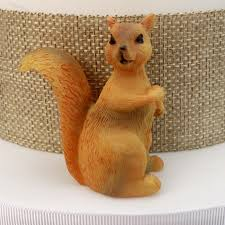 squirrel cake topper squirrel cake topper