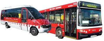 How To Bus Tables Granada City Buses Granada Urban Buses