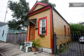 you can stay in this shotgun shack tiny house in new orleans