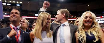 donald trump family trump s family played starring role in republican national convention