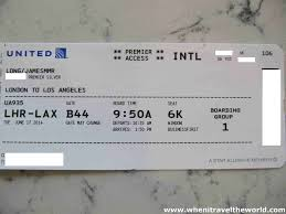 united airlines change flight fee united airlines business class london to los angeles review