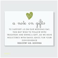bridal shower gift registry baby shower gift registry wording thank you cards inspirational