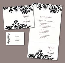 damask wedding invitations damask wedding invitations wedding corners
