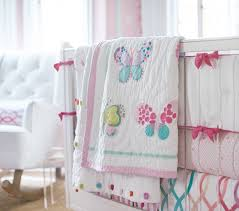 Pottery Barn Kids Crib Bedding Lucy Butterfly Nursery Bedding Pottery Barn Kids Baby Bedding