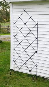 amazon com freestanding lattice trellis trellises garden