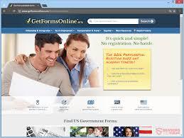 free finders websites remove getformsonline completely