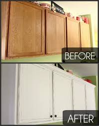 kitchen cupboard makeover ideas easy cheap diy ideas kitchen cabinet makeover before and after