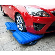good quality inflatable mattress car back seat cover air mattress
