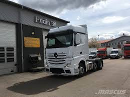 mercedes trucks for sale in usa used mercedes actros 2546 tractor units year 2017 price