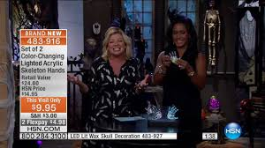 hsn home decor hsn halloween decor 09 20 2016 03 pm youtube