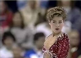 haircuts in 1988 jill trenary 1988 olympic hairdo chion 1988 olympics and