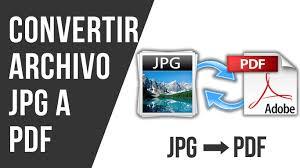 convertir imagenes jpg a pdf gratis como convertir una imagen jpg a pdf sin programas
