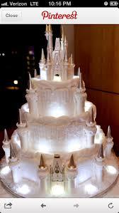 Wedding Cake Castle Princess Castle Wedding Cake Wedding Pinterest Castle