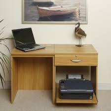 Desk With Printer Storage Myshop