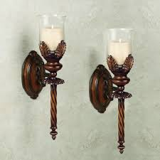 Non Electric Sconces Light Beautiful Wall Candle Sconces Photos Concept Lantern Sconce