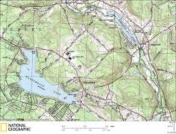 Kayak Map Canoe U0026 Kayaking Map Of Wangumbaug Lake Eagleville Pond