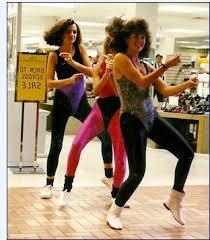 80s Workout Halloween Costume 80 U0027s Aerobics Dear God Hair Poofy God John