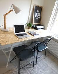 Werkkamer Inrichten Diy Bureau Klapstoelen Livelovehome Bureau Diy