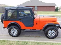 cj8 jeep 1975 jeep cj cj5 custom restored 1975 amc jeep cj 5 with 258ci i 6