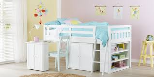 girls bed with trundle taurus twinfull bunk bed with stairs and trundle in espresso