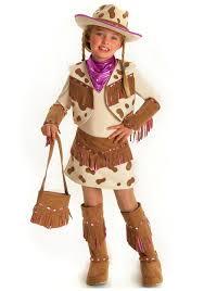 Girls Rhinestone Cowgirl Costume Halloween Costumes